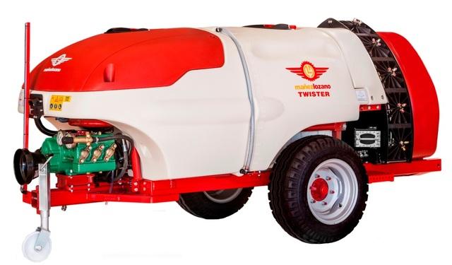 TWISTER S5 MAÑEZLOZANO EN TARRAGONA - foto 1