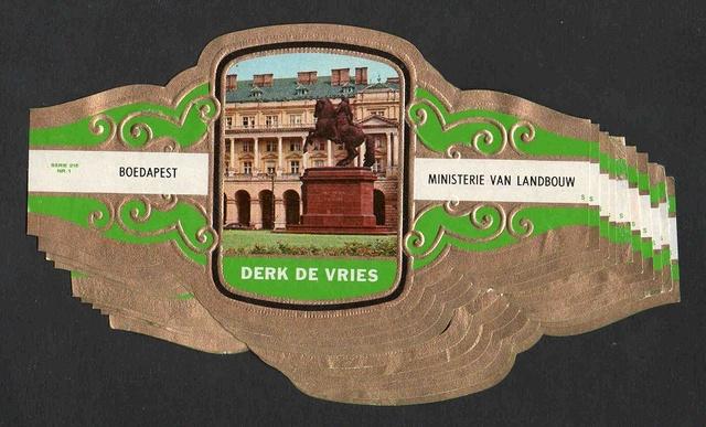 Turística, Serie 215. Derk De Vries.