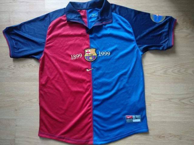 51ce96b441 COM - Camiseta centenario barcelona Segunda mano y anuncios clasificados