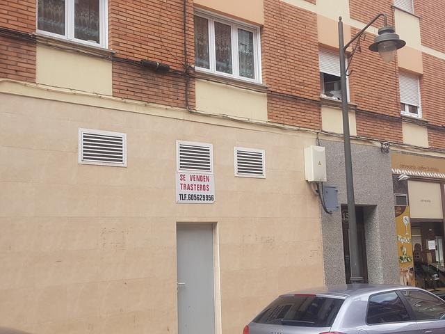 VENTA LOTE 2 TRASTEROS DANIEL CERRA 15 - foto 2