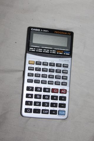 Calculadora Casio Fx 3900Pv
