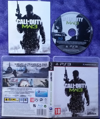 Mil Anuncios Com Call Of Duty Modern Warfare 3 Iii Ps3