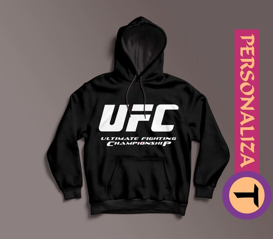 SUDADERA UFC - ULTIMATE FIGHTING CHAMPIO - foto 1