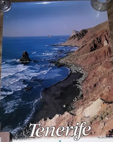 Laminas Varias De Tenerife