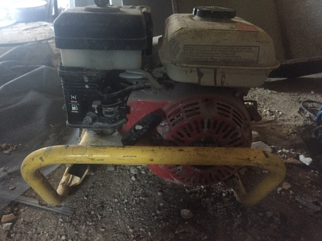 MOTOR HONDA GX 120 - foto 4
