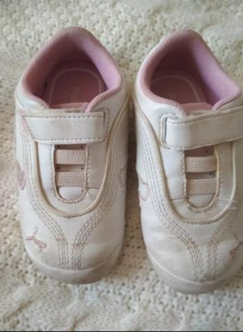 zapatillas niña 23 puma