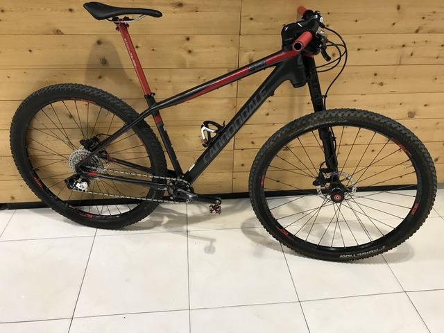ad6077f6734 Compra venta de bicicletas: montaña, carretera, estáticas, trek, GT, de  paseo, BMX, trial, cannondale f29