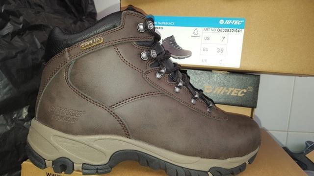 Zapatos de caza para hombre Mil-Tec