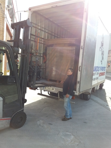 ALQUILER CAMION+CONDUCTOR - foto 5