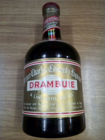 Drambuie. Licor De Whisky Escoces.
