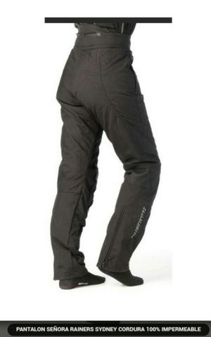 Pantalon moto iniverno Rainers para mujer modelo Sydney