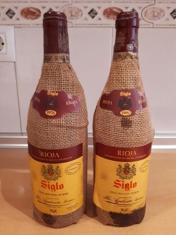 Rioja Age Siglo De Oro 1976 Y 1981