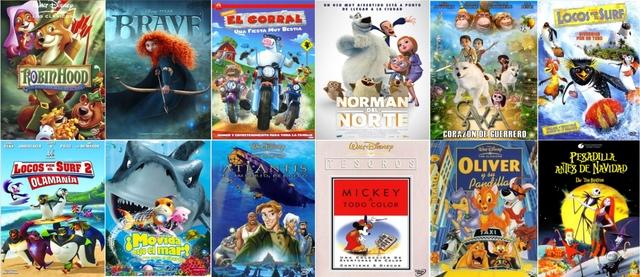 Peliculas Dibujos Animados De Navidad.108 Peliculas De Dibujos Animados