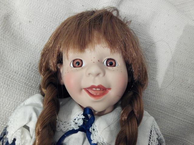 Muñecos Porcelana