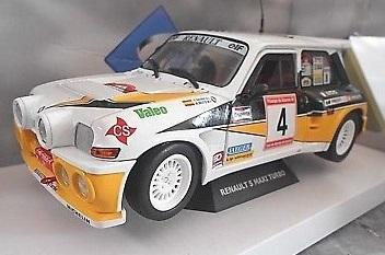 Renault 5 Maxi Turbo Rally Asturias C. S