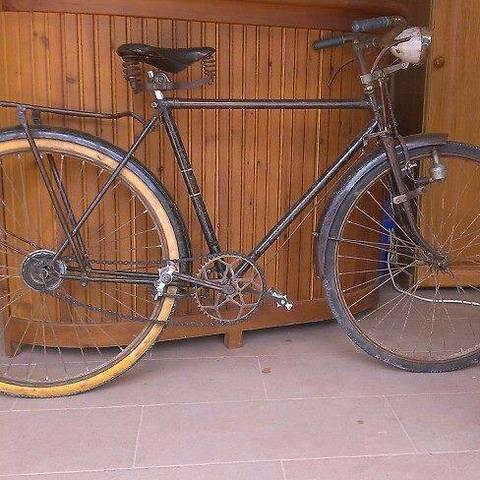 Bicicleta Varillas Piezas  Recambios Bmx