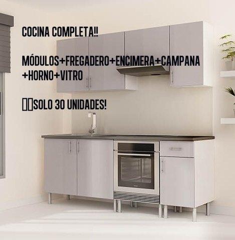 MIL ANUNCIOS.COM - Cocinas completas. Muebles de cocina ...