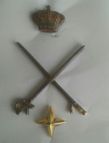 Insignias General De Brigada