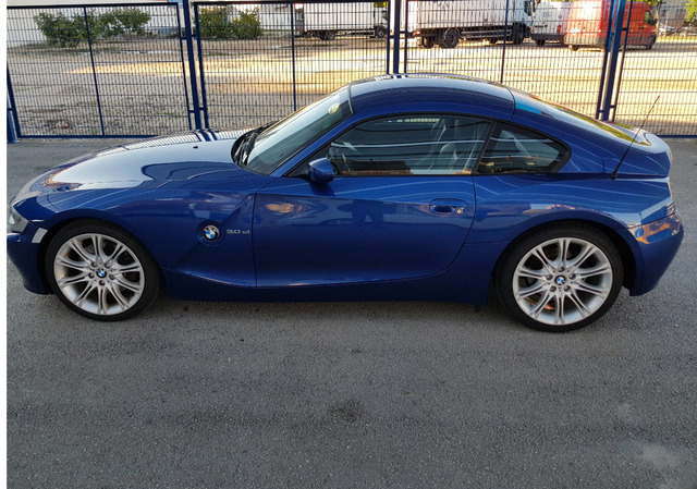 BMW - Z4 COUPE - foto 4