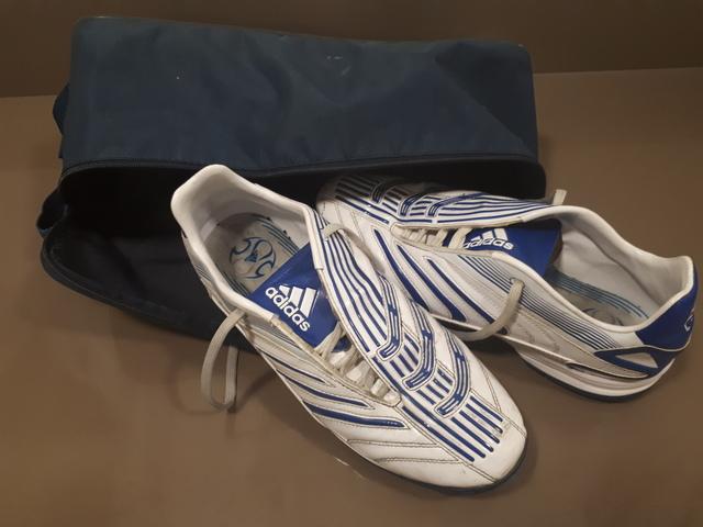 Futbol Segunda Mil Y Adidas Mano Zapatillas Anuncios com Sala gfb76y