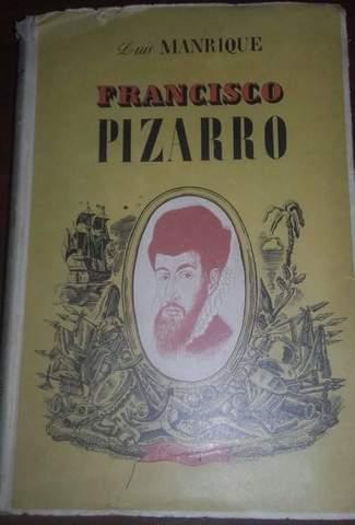 FRANCISCO PIZARRO / LUIS MANRIQUE - foto 1