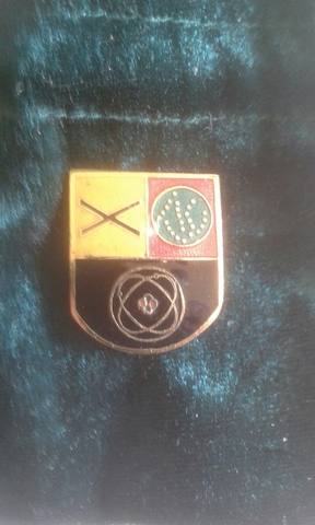 Distintivo Del Ejército Nbq