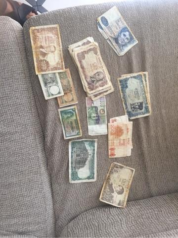 Billetes Y Monedas..