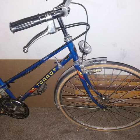 Se Vende Bicicleta De Paseo Antigua