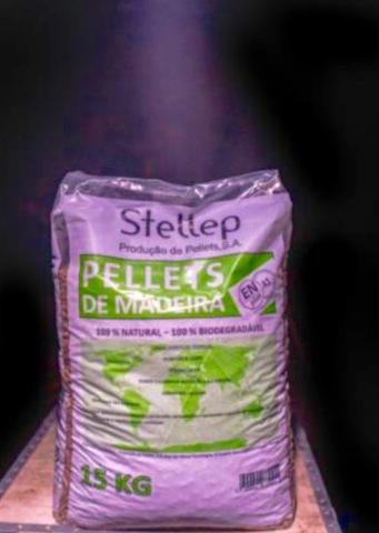 PELLETS DE MADERA STELLEP A+1 (3, 40    ) - foto 1