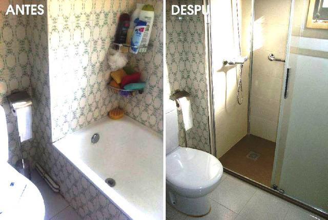 MIL ANUNCIOS.COM - Cuartos de baÑos cambio de baÑera ducha