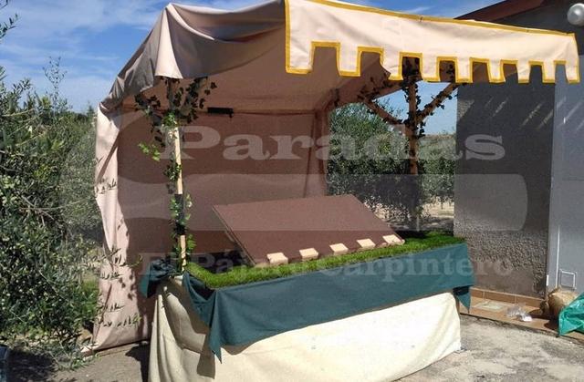 PARADAS Y ACCESORIOS MEDIEVALES - foto 4