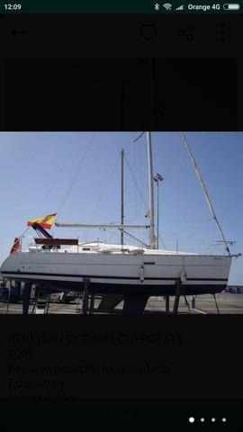 VELERO BÉNÈTEAU OCEANIS 323 - foto 1