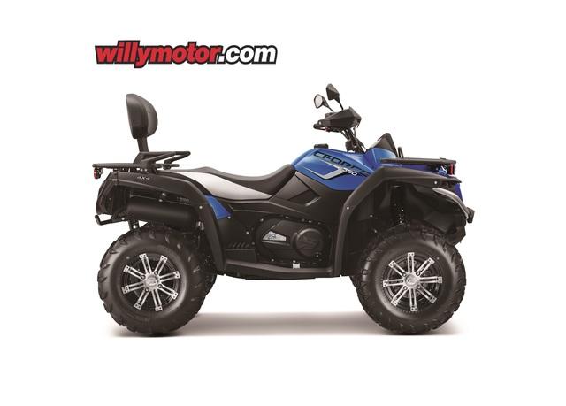 QUAD ATV CFMOTO - CFORCE 550 EPS EURO4 - foto 1