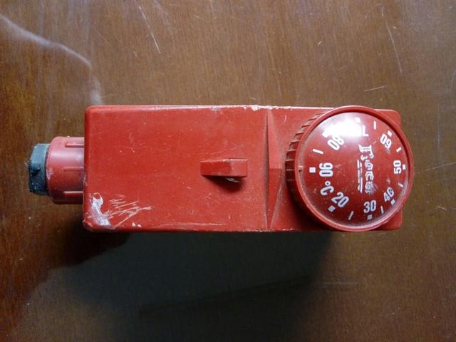 2 Termostato Caldera De Contacto