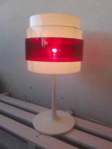 IKEA VINTAGE ROCK ENERGI LAMPARA LAMPARA W2EDI9HY