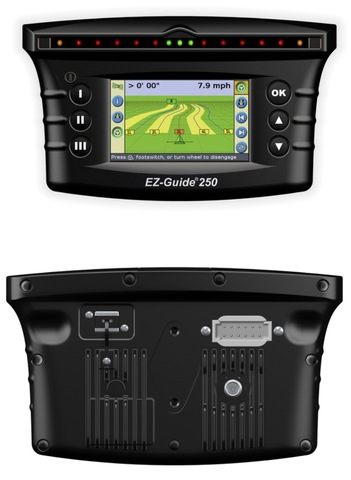 GPS  TRIMBLE EZ GUIDE 250 - foto 1