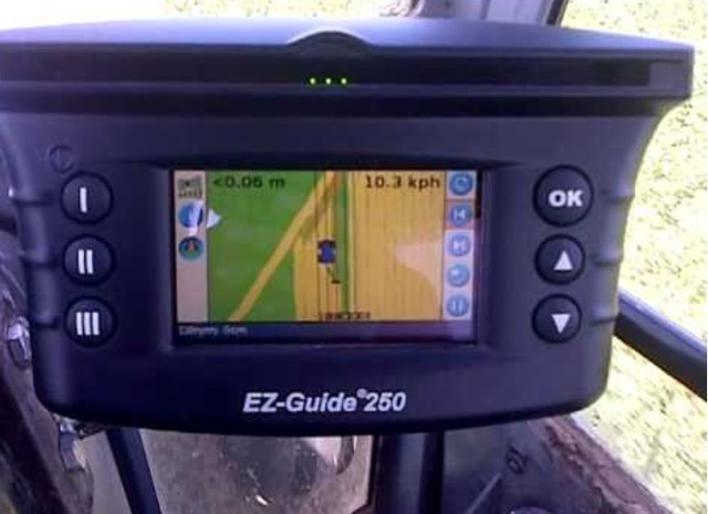 GPS  TRIMBLE EZ GUIDE 250 - foto 3