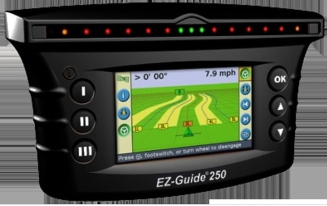 GPS  TRIMBLE EZ GUIDE 250 - foto 5