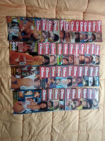 Revistas Eróticas Antiguas