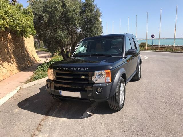 LAND-ROVER - DISCOVERY 3 SE - foto 1