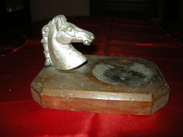 Lote - 015 (5  ) Antiguo Cenicero