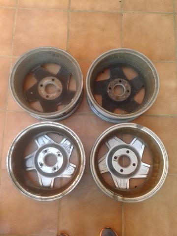 LLANTAS ORIGINALES GT TURBO FASE2 FASE3 - foto 2