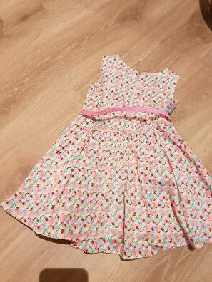 Vestido Niña Verano Talla 3 Años
