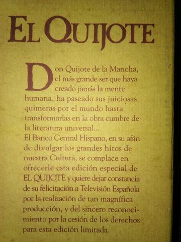 PELICULA DE EL QUIJOTE - foto 3
