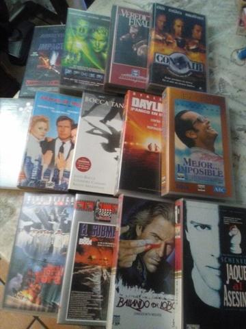 LOTE 13 PELICULAS VHS - foto 1