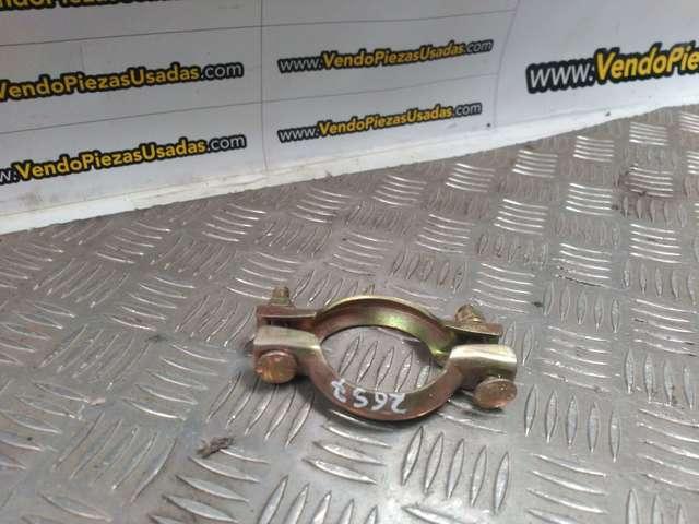 VW Conector de Tubos Abrazadera Doble 60 X 120mm para por ejemplo Audi
