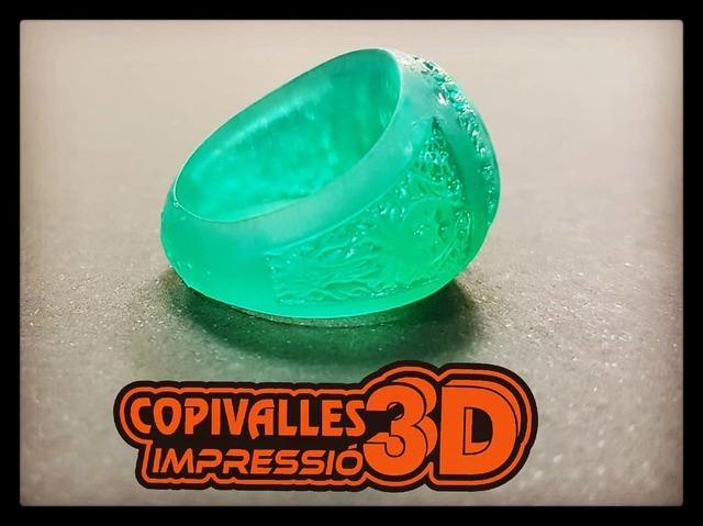 IMPRESIÓN #3D EN SLA (RESINA) PROTOTIPOS - foto 1