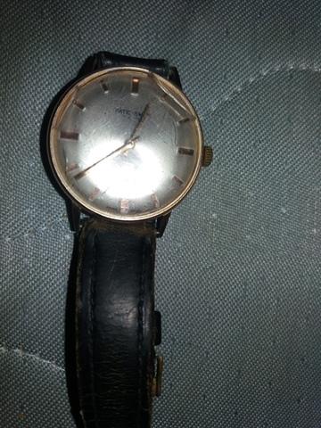 Reloj Patic Swiss A Cuerda