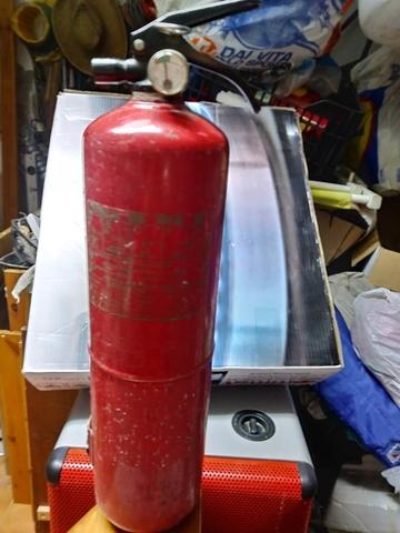 Extintor 3 Kilos Apaga Fuego