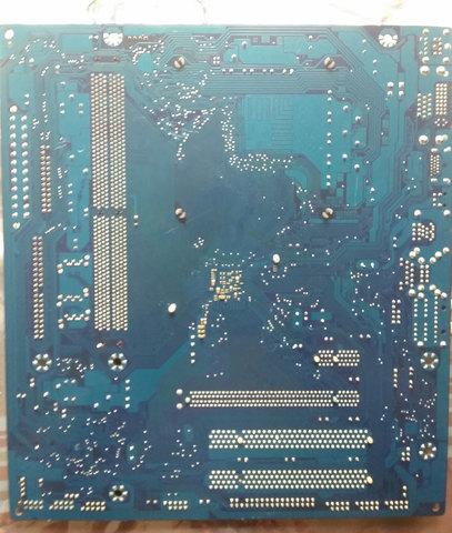 PLACA GIGABYTE  GA-73PVM-S2H 775 HDMI - foto 3